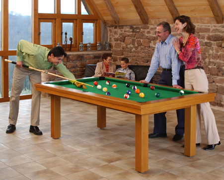 Billard plaisance lisbonne table for Meubles hertrich