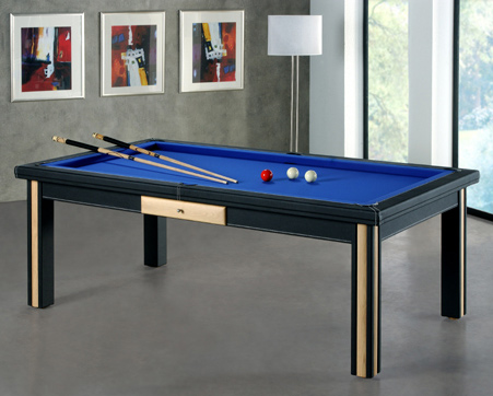 Billard Plaisance Paris Table Transformable Multi Bandes