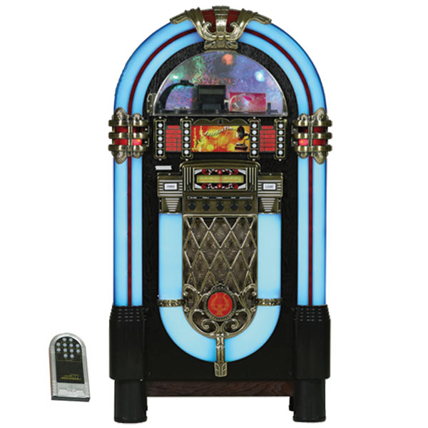juke box neufs et occasion wurlitzer nsm pioneer one more time new york. Black Bedroom Furniture Sets. Home Design Ideas