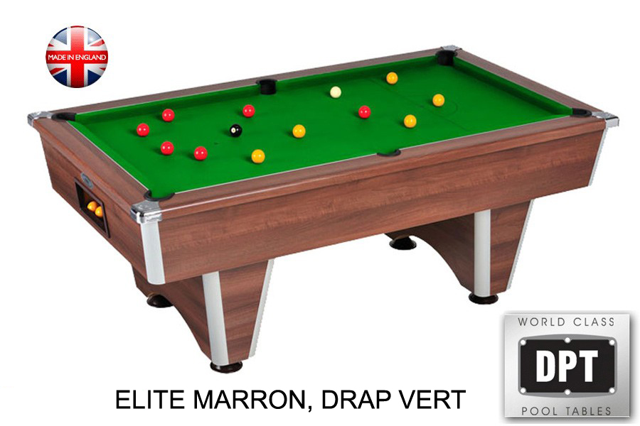 billard 8 pool dimensions