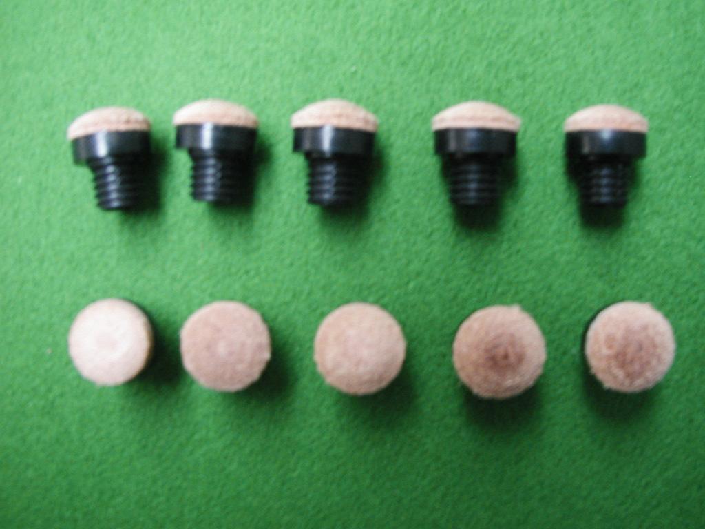 Lot de 4 procedés a coller ELK Master 10.5mm