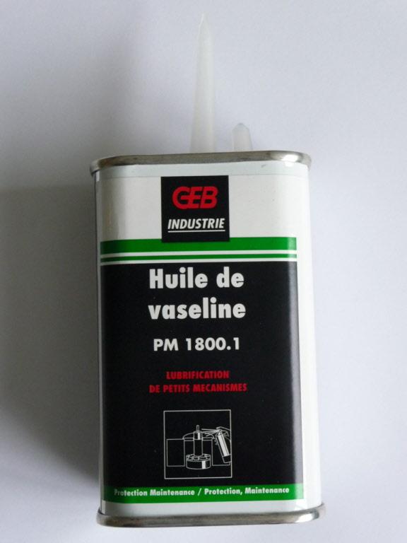 lubrifiant huile de vaseline pour barres de baby foot. Black Bedroom Furniture Sets. Home Design Ideas