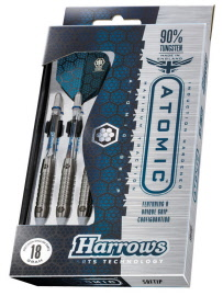 jeu de flechettes harrows atomic 18g